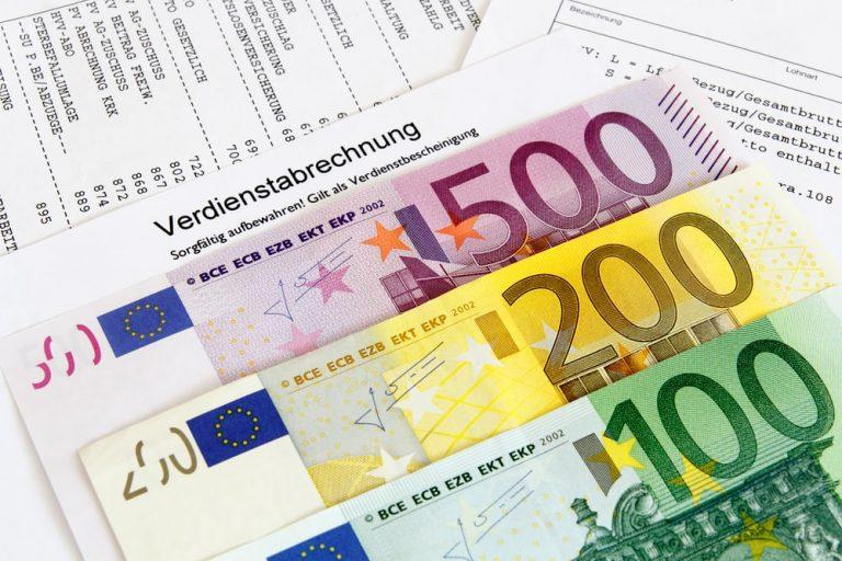 Deducerile salariale în Germania – iată cât îți ia statul din salariu!